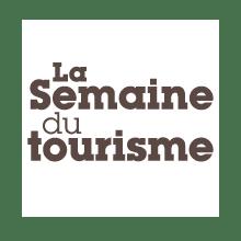 Logo de la Semaine du Tourisme 2021