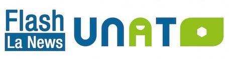 logo de la news flash UNAT