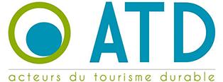 logo d'ATD - Acteurs du Tourisme Durable