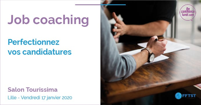job-coaching Tourissima Lille 2020