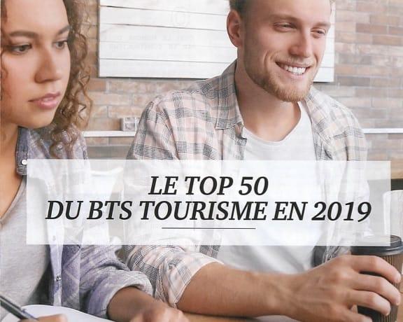 Echo Touristique classement des établissements préparant au BTS Tourisme